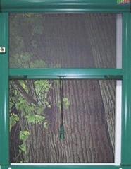 上下回卷纱窗