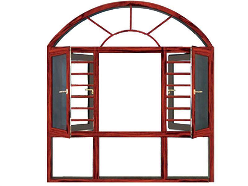 窗纱一体断桥窗 3