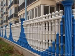 北京瑞藝恆科技開發有限公司生產銷售水泥藝朮欄杆