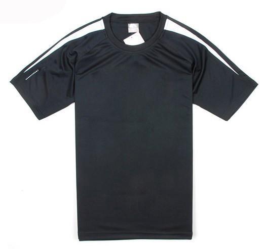 速干运动T恤涤纶网眼运动短袖T恤 1