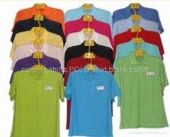 Blank Cotton Tshirt factory wholesale