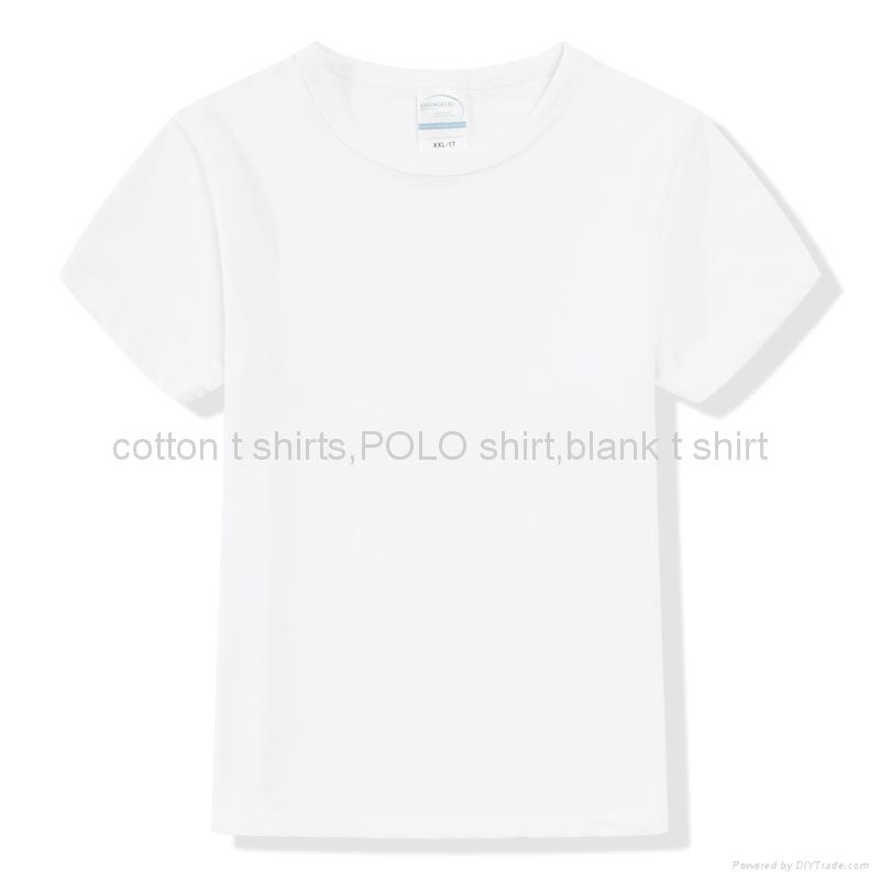 莫代尔纯色T恤短袖打底衫文化衫 1