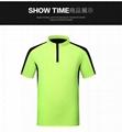 Mens Short Sleeve Sports T Shirt Nylon