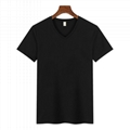 纯棉基础打底衫空白短袖T恤 1
