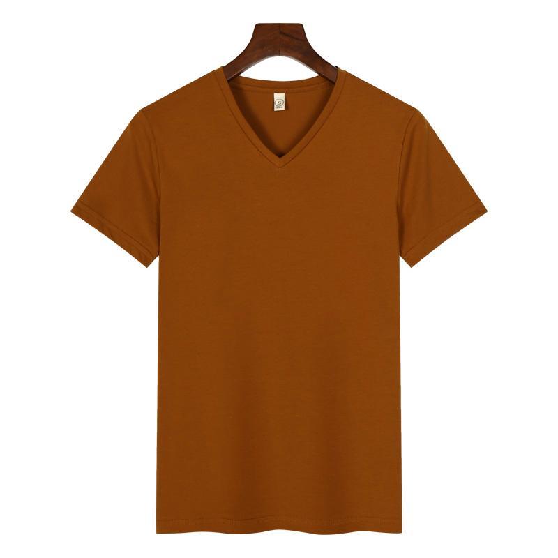 纯棉基础打底衫空白短袖T恤 2