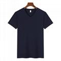 纯棉基础打底衫空白短袖T恤 3