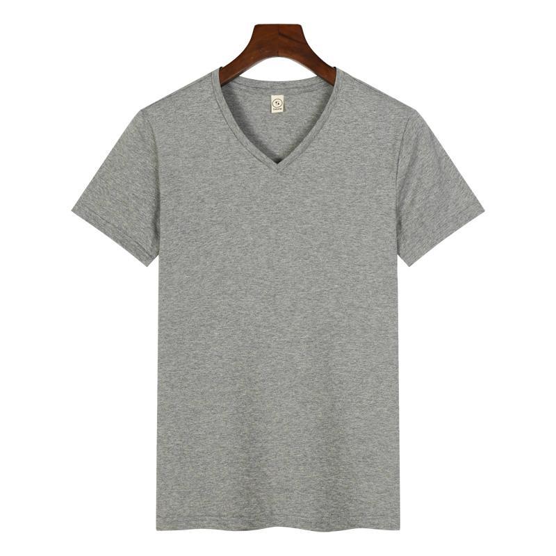 纯棉基础打底衫空白短袖T恤 4