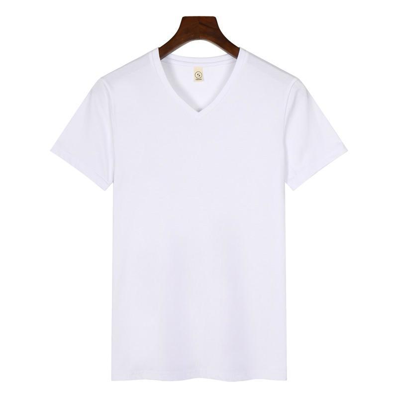 纯棉基础打底衫空白短袖T恤 5