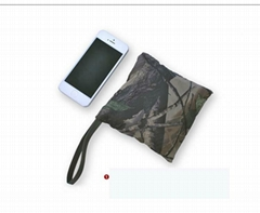 Camouflage Waterproof Portable Outdoor Soft Light Backpack Leisure Travel Bag