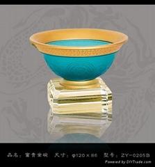 專業定製南京琉璃工藝禮品