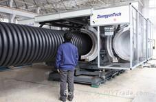 pe塑料管材生產設備