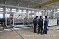 HDPE à double paroi Pipe Line PRODUCTION