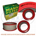 MANN-FILTER  C2375  Air Filter Element