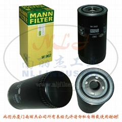 MANN FILTER  W962  Oil Filter Element