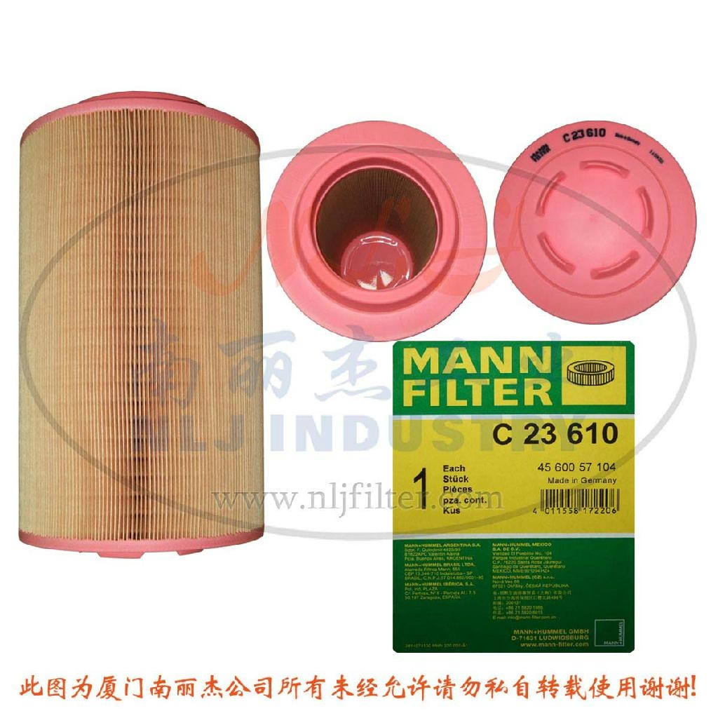 MANN 曼牌 空气过滤器滤芯 C23610 1