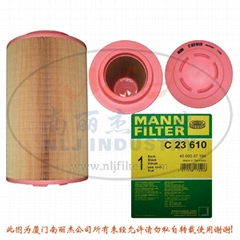 MANN  C23610  Air Filter Element