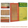 MANN-FILTER C2039  Air Filter Element