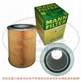 MANN-FILTER C15124/1 Air Filter Element