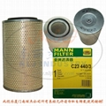 MANN-FILTER   C23440/3  Air Filter Element