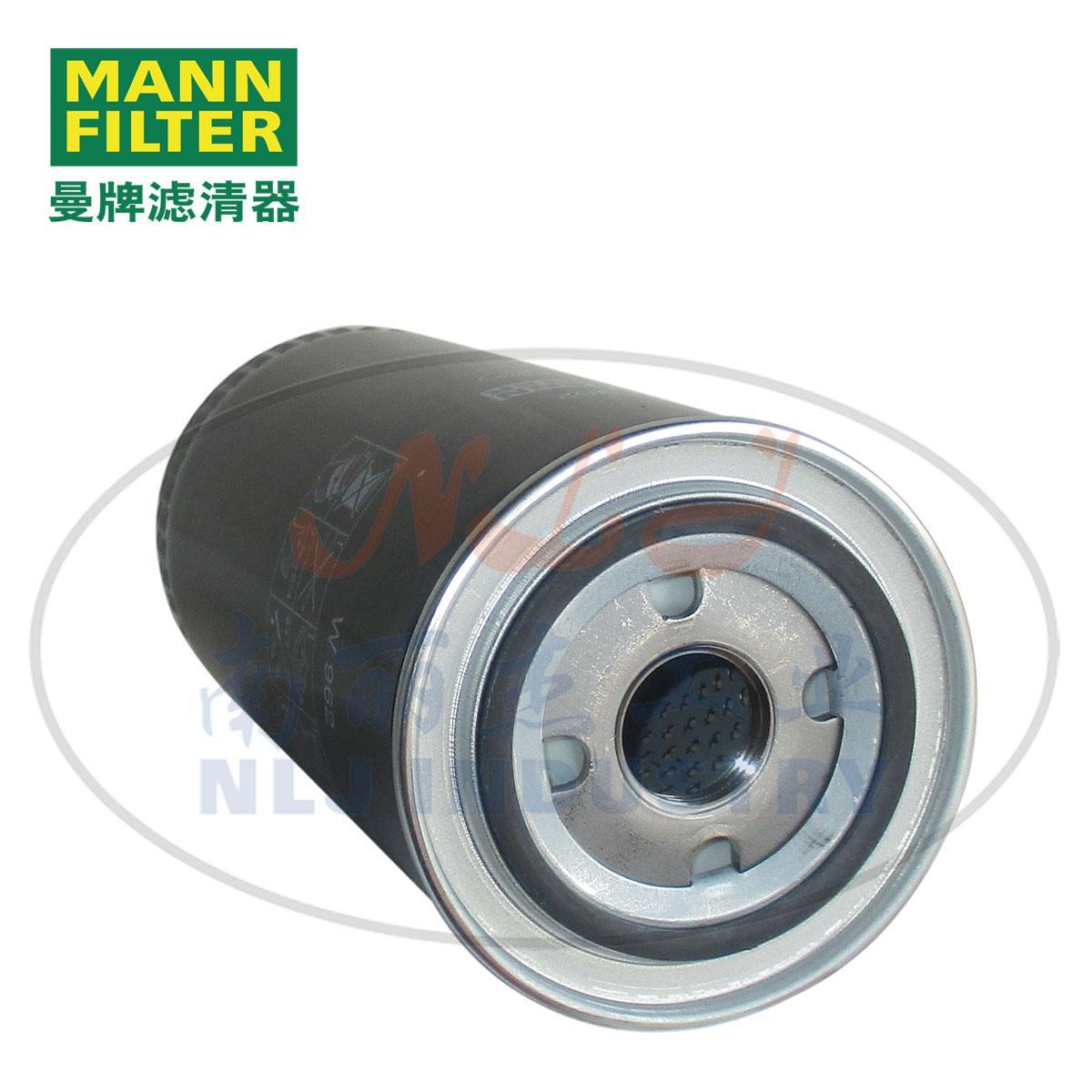 MANN-FILTER(曼牌濾清器)油濾W962 4
