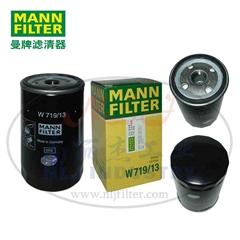 MANN-FILTER(曼牌滤清器)油滤W719/13