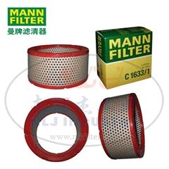 MANN-FILTER(曼牌滤清器) 空气滤清器C1633/1