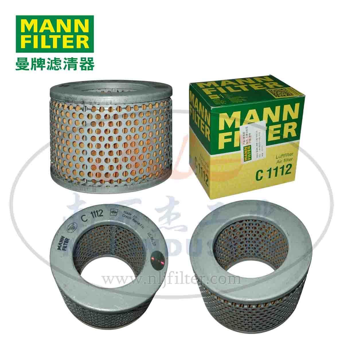 Mann Filter C15165 Luftfilter