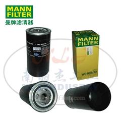 MANN-FILTER(曼牌滤清器)油滤WD962/32