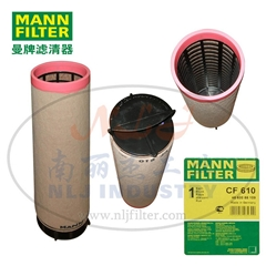 MANN-FILTER(曼牌滤清器)安全芯CF610