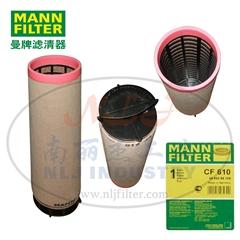 MANN-FILTER(曼牌濾清器)空氣濾芯CF610