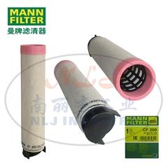 MANN-FILTER(曼牌濾清器)空氣濾芯CF200