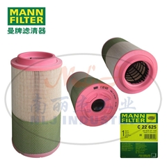 MANN-FILTER(曼牌濾清器)空濾C22625