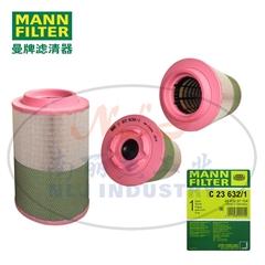 MANN-FILTER(曼牌濾清器)空濾C23632/1