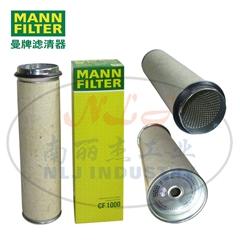 MANN-FILTER(曼牌濾清器)空氣濾芯CF1000
