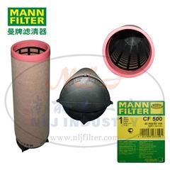 MANN-FILTER(曼牌滤清器)空气滤芯CF500