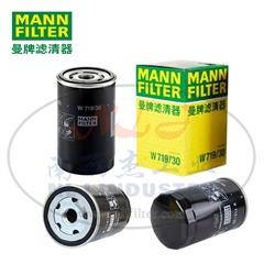 MANN-FILTER(曼牌滤清器)油滤W719/30