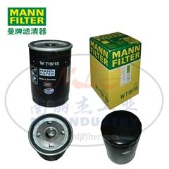MANN-FILTER(曼牌滤清器)油滤W719/15