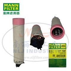 MANN-FILTER(曼牌滤清器)安全芯CF100