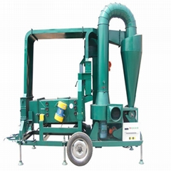 Grain Seed Cleaning and Grading Machine