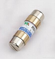 RM10無填料封閉管式低壓熔斷器