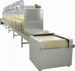 微波蝗虫黃粉虫烘乾設備