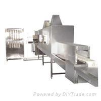 中草藥材微波乾燥設備 1