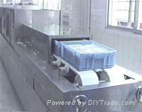食用菌微波乾燥殺菌設備