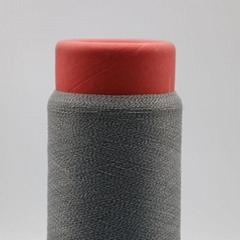 Carbon conductive fiber nylon filament 20D twist with 50D FDY PL ESD yarnXT11531
