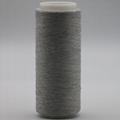 ESD Carbon  conductive  NY fiber 20D/3F  twist with 200D DTY PL fiber -XT11840 2