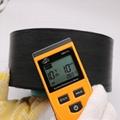 Conductive carbon inside PL  fiber