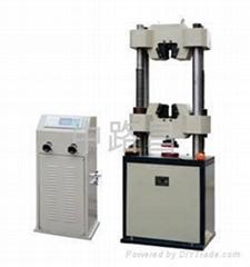 液晶數顯式液壓  試驗機