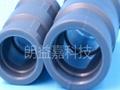 鋁合金襯塑管道專用管件雙熱熔等徑直通 1