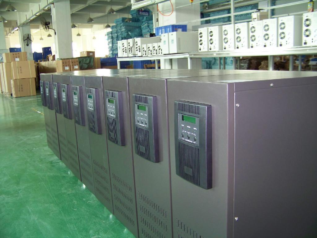 高频在线式UPS 6-20KVA 2