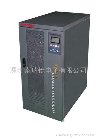 高頻在線式UPS 10-40KVA 3
